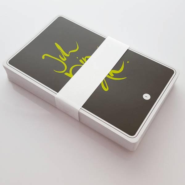 Kartendeck SignKarten