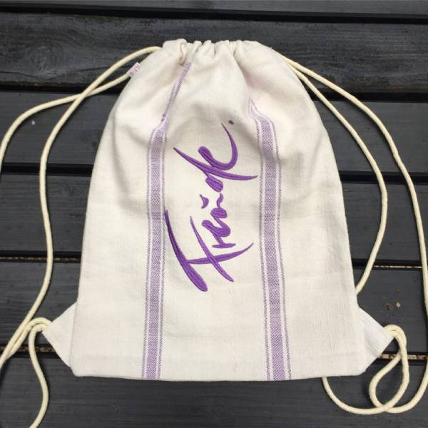 "Backpack ""Freude"" Violett"