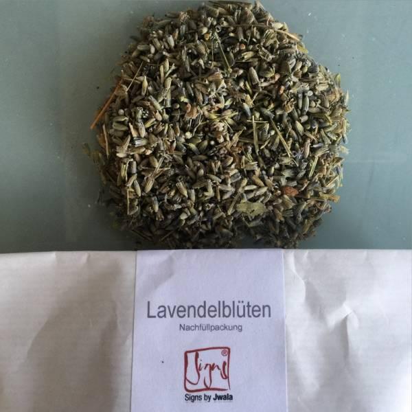 Nachfüllpackung Bio-Lavendelblüten