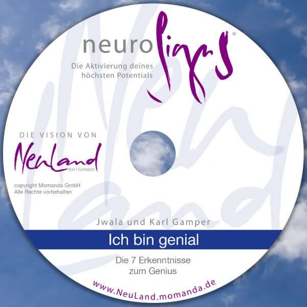 """CD """"Ich bin genial"""""""